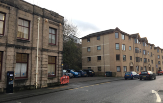 New Flatted Development – Albany Street, Oban