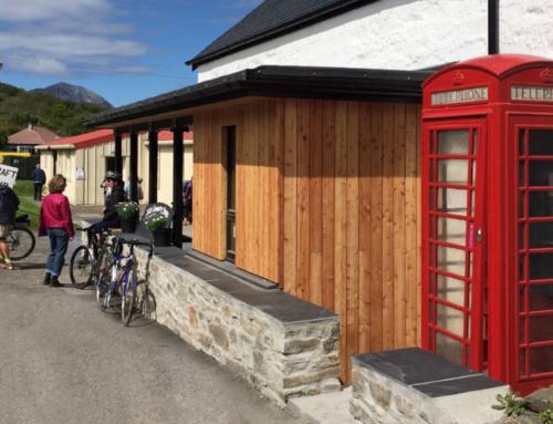 Jura Community Stores, Craighouse, Isle of Jura for the Jura Development Trust