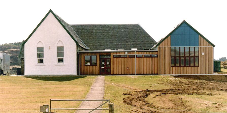 Pre 5 Unit, Bunessan Primary School, Isle Of Mull