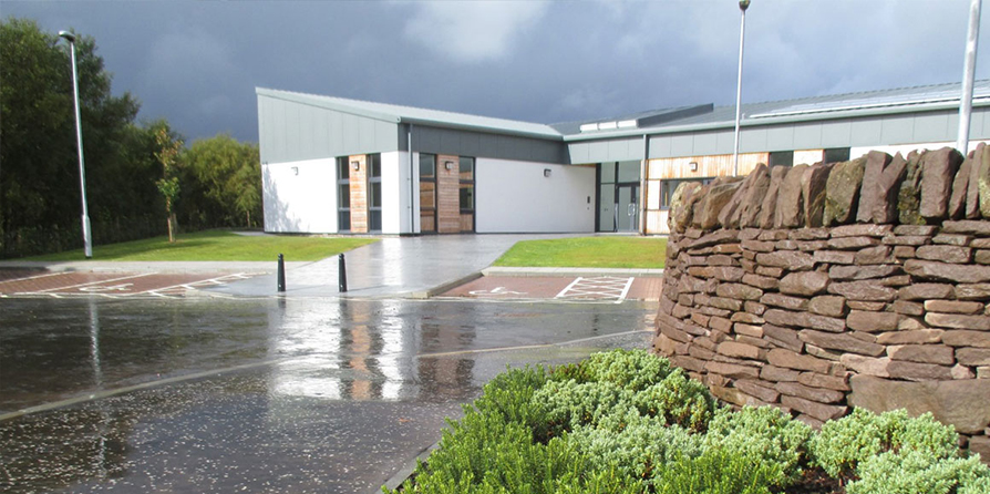 Advance Factory Unit Dunoon For Highlands & Islands Enterprise