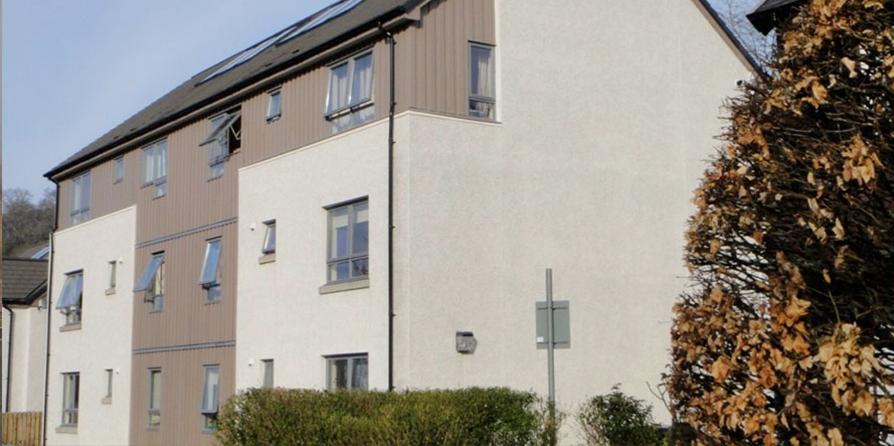 Affordable Housing, Oban For Argyll Community Housing Association