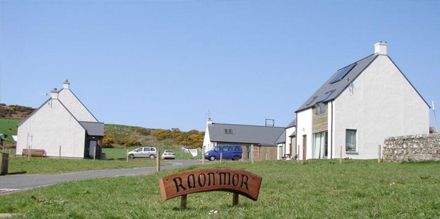 Affordable Housing, Isle Of Gigha Fyne Homes Ltd