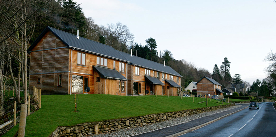 Affordable Housing Units, Kilmun