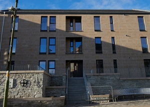 Affordable Housing St Cuthberts Dunoon