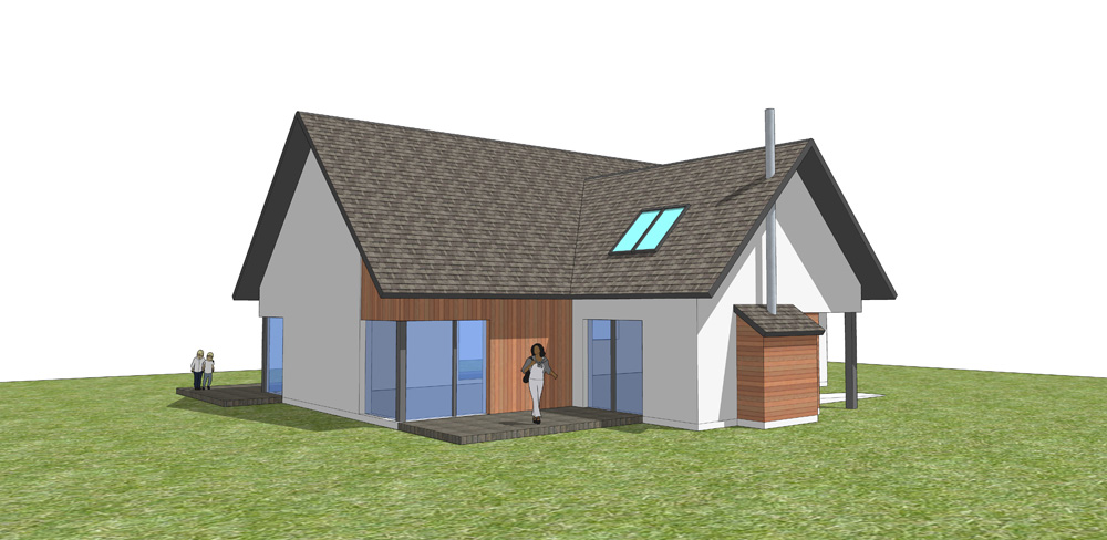 New House Sketch
