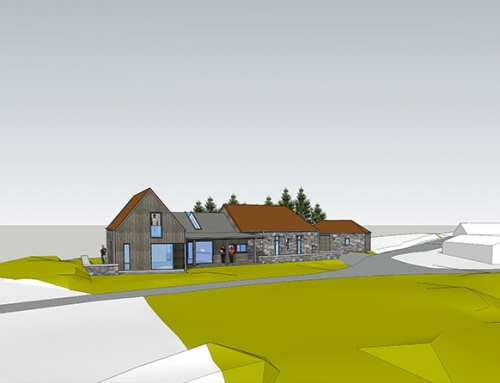 New Build Dwelling, Isle of Lismore